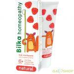 Bilka fogkrém homeop.gyermek 6+ natural