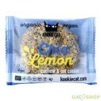 Kookie cat bio vegán keksz chiamag-lemon