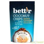 Bettr bio kókusz chips sós-karamell 70 g