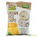 Rice up rizs chips sajtos 60 g