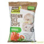Rice up rizs chips paprikás 60 g