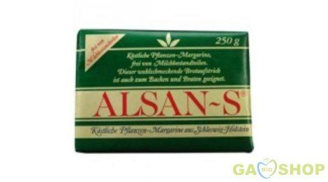 Alsan-s növényi margarin /zöld/