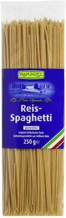 Rapunzel bio rizs spagetti teljes kiőrlésű