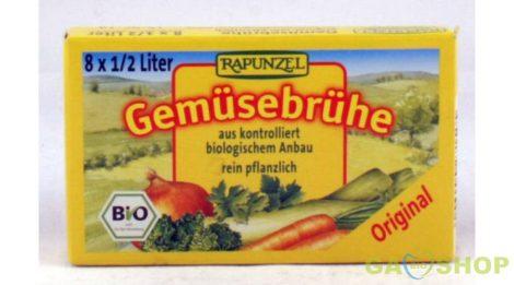 Rapunzel bio zöldségleveskocka originál