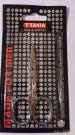 Titania 1050 3N MEN körömvágó olló