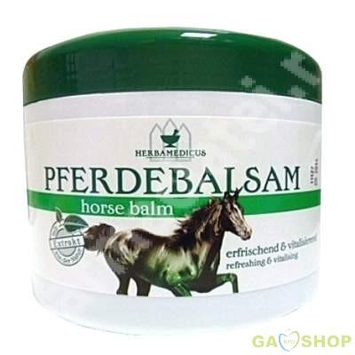 Herbamedicus zöld lóbalzsam /hüsitő/ 500 ml