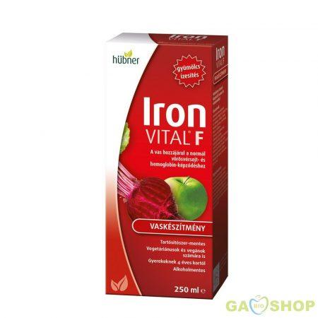 Hübner iron vital f szirup