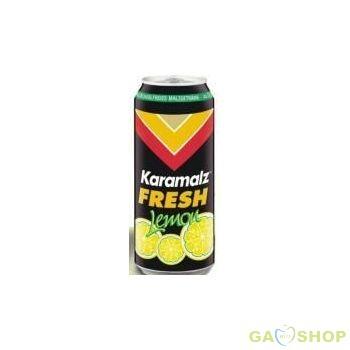 Karamalz maláta ital citromos dobozos