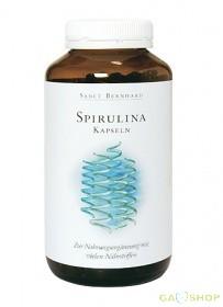 Sanct b. Spirulina kapszula