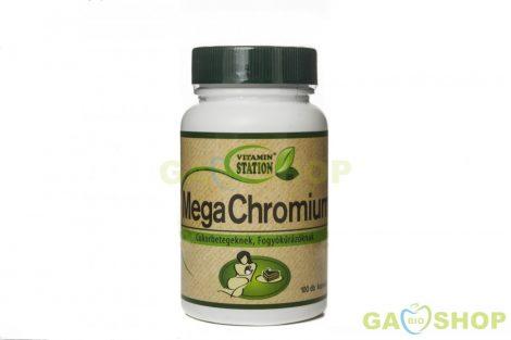 Vitamin st. Mega chromium kapsz. 100 db