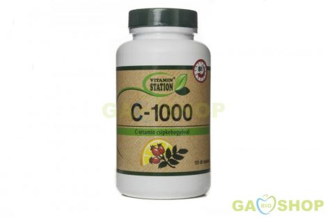 Vitamin st. C-1000 tabletta 120 db