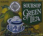 Mlesna suorsop zöld tea 50 filteres