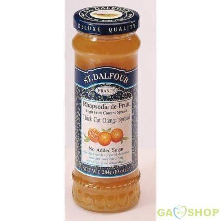 St.dalfour lekvár narancs