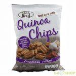 Eat real quinoa chips parad.-SÜLT Fokh.