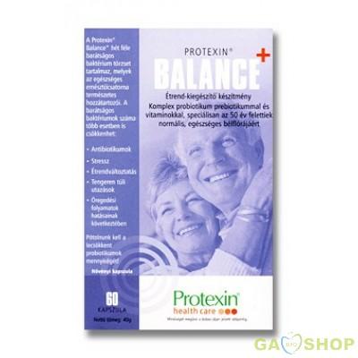 Protexin balance+ speciális tápszer