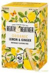 H&h bio citrom-gyömbértea