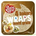 Poco loco tortilla sokmagvas lágy tortilla