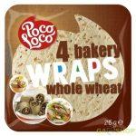 Poco loco tortilla teljes kiörlésű