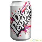 Dr pepper zero 330 ml