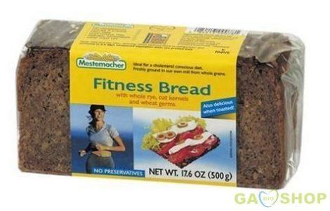 Mestemacher fitness kenyér
