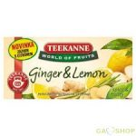 Teekanne gyömbér-citrom tea