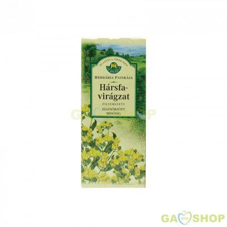 Herbária hársfavirág tea filteres