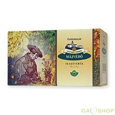 Pannonhalma májvédö tea filteres