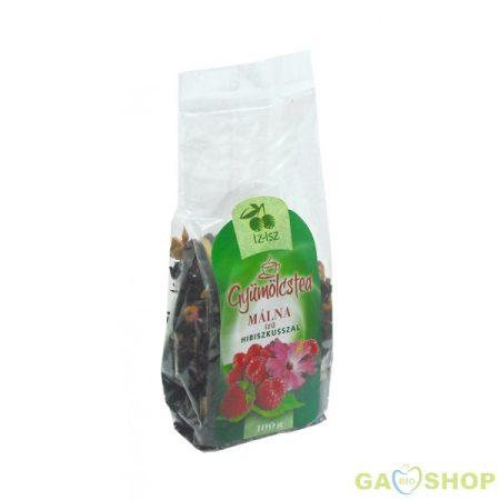 Iz-isz gyümölcstea málna 100 g