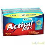 Béres actival max multiv. 90 db