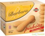 Barbara gluténmentes piskóta