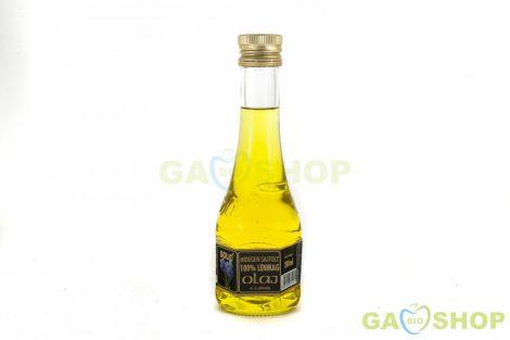 Solio hidegen sajtolt lenmag olaj 200 ml