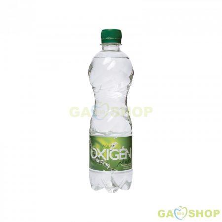 Aqua oxigén szénsavmentes viz 500 ml