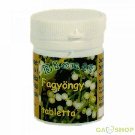 Bionit fagyöngy tabletta