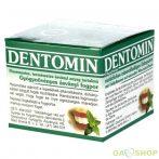 Dentomin fogpor gyógynövényes