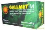 Gallmet-m kapszula 60 db