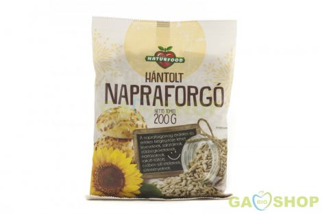 Naturfood hántolt napraforgómag 200 g