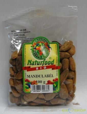Naturfood bio mandulabél