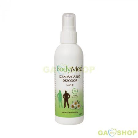 Bodymed izzadásgátló spray natúr