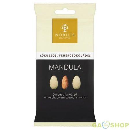Nobilis manduladrazsé kókuszos