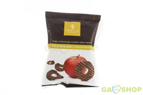 Nobilis almaszirom étcsokoládés