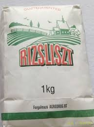 Agrodrug rizsliszt 1000 g