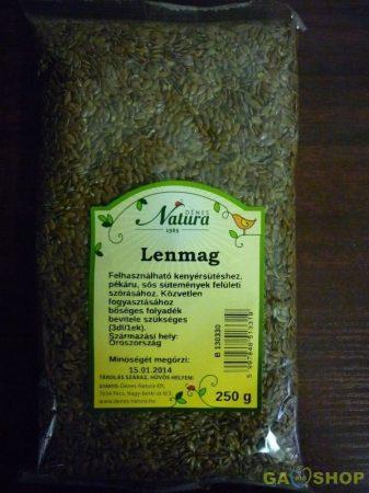 Natura lenmag 250 g