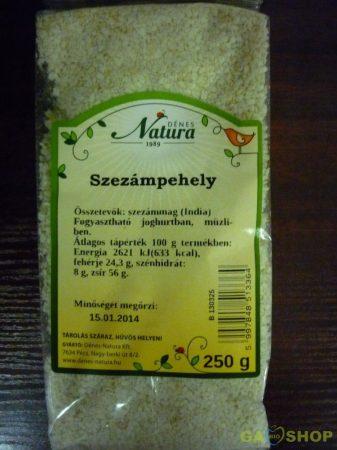 Natura szezámpehely 250 g