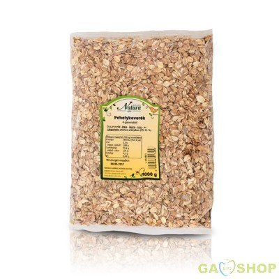 Natura pehelykeverék 4 gabonából 1000 g