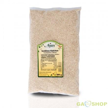 Natura kalciton szelénes 500 g