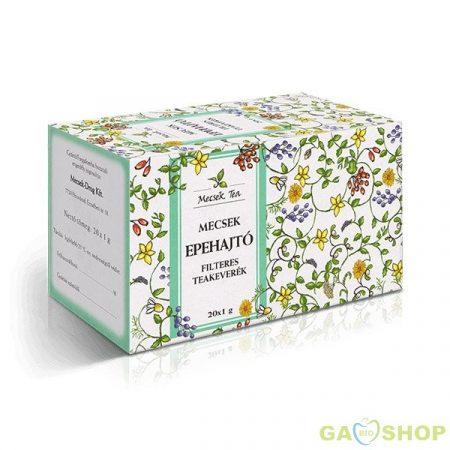 Mecsek epehajtó tea filteres 20 filter