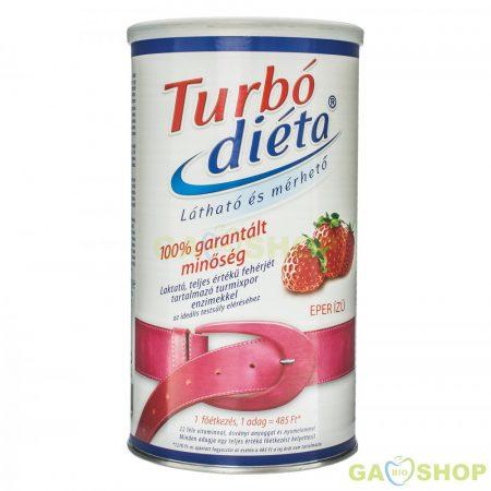 Turbo diéta fogyókúrás italpor eper