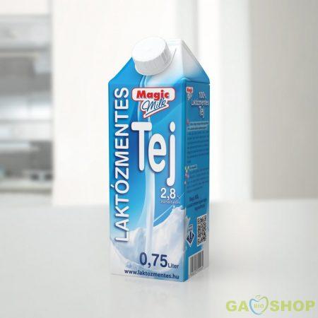 Magic milk laktózment.tej uht 2.8% 750ml