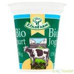 Zöldfarm bio joghurt natúr 150 g