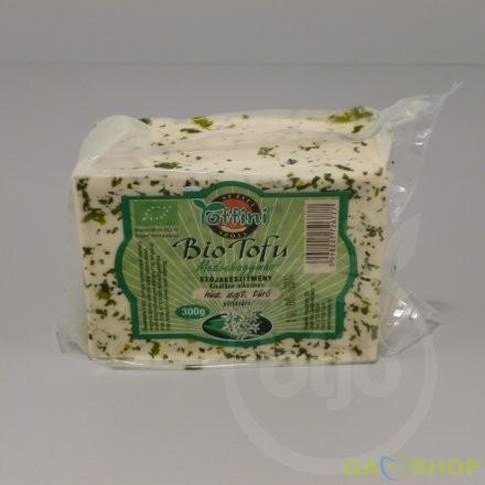 Toffini tofu bio medvehagymás